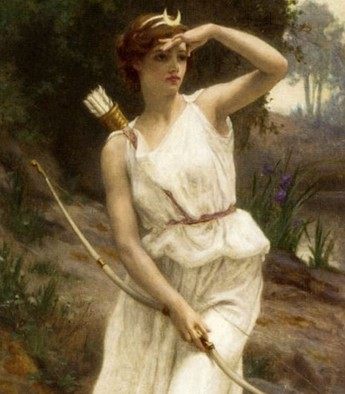 Diana Nemorense e il Templum Dianae