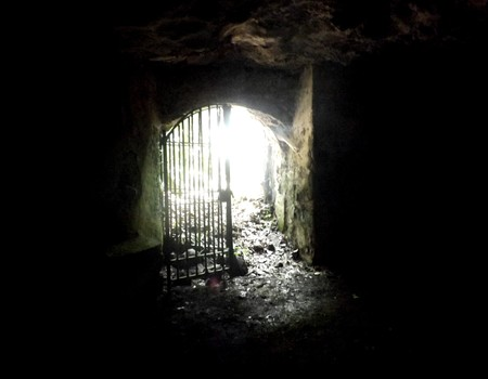 Lo speco di San Michele Arcangelo (Nemi) – Pt.1