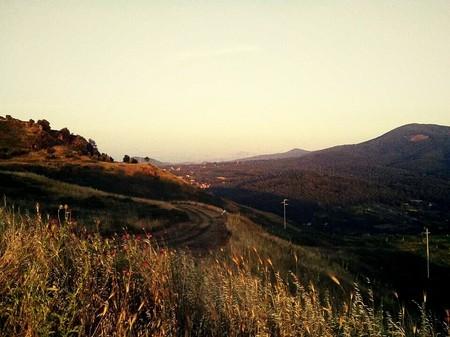 Nemora, Castelli Romani, monte Tuscolo