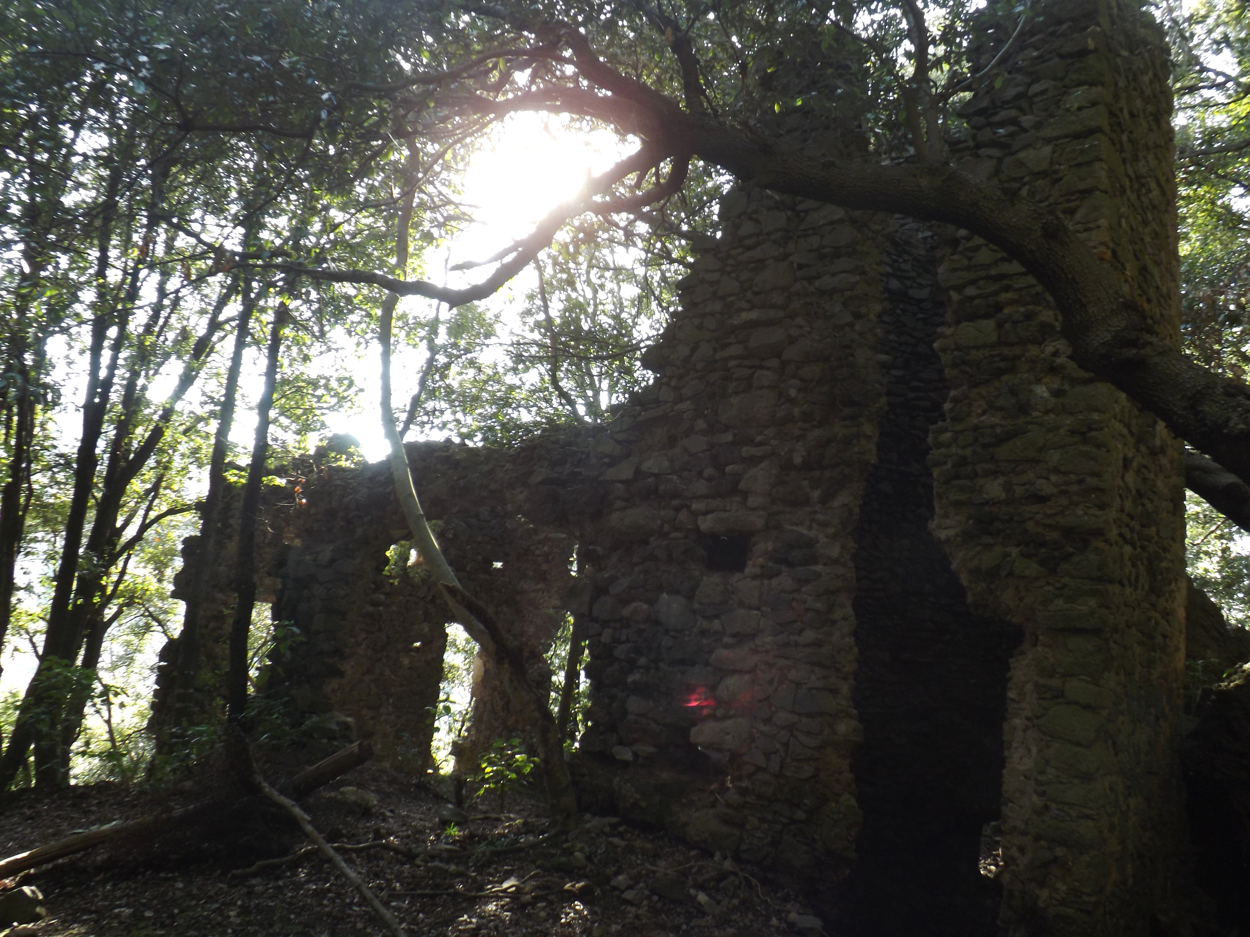 Nemora, romitorio di Sant'Angelo in Lacu, Castel Gandolfo