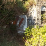 pietra fattona, castel gandolfo