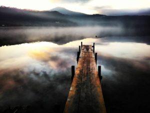 Lago albano, euinozio di primavera