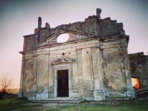La città fantasma di Canale Monterano