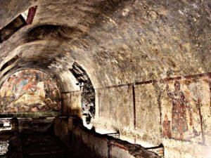 Mitreo di Marino, il cosmo in una grotta